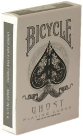Bicycle Ghost Schachtel