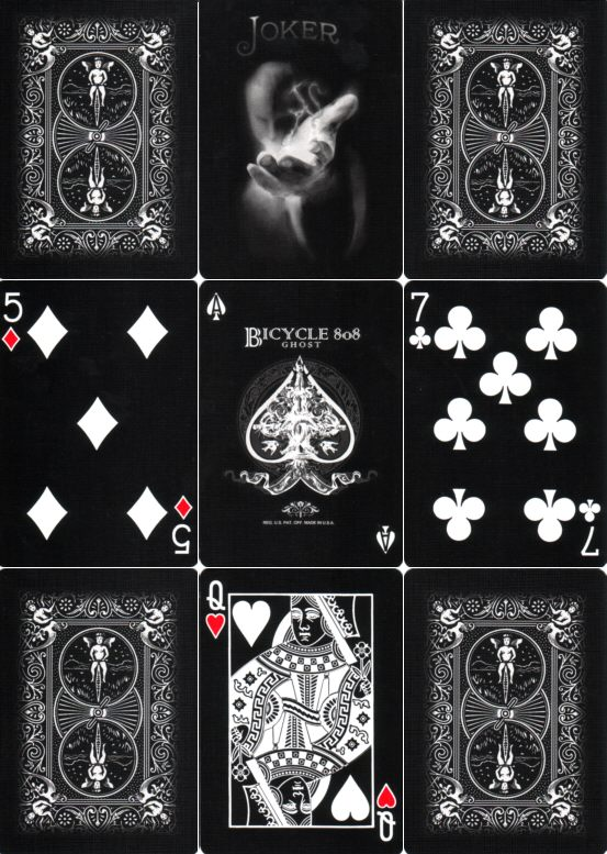 Black Ghost Karten
