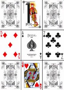Limited #1 Karten