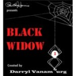 Black Widow Hold Out by Darryl Vanamburg