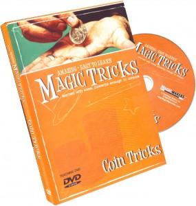 Coin Tricks DVD
