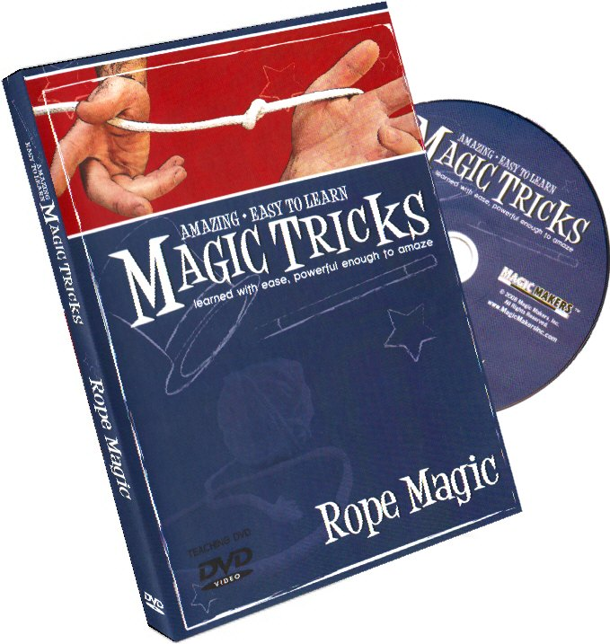 Amazing Easy Rope Magic