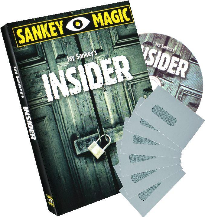 Insider von Jay Sankey