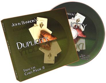 Duplicity von John Bannon