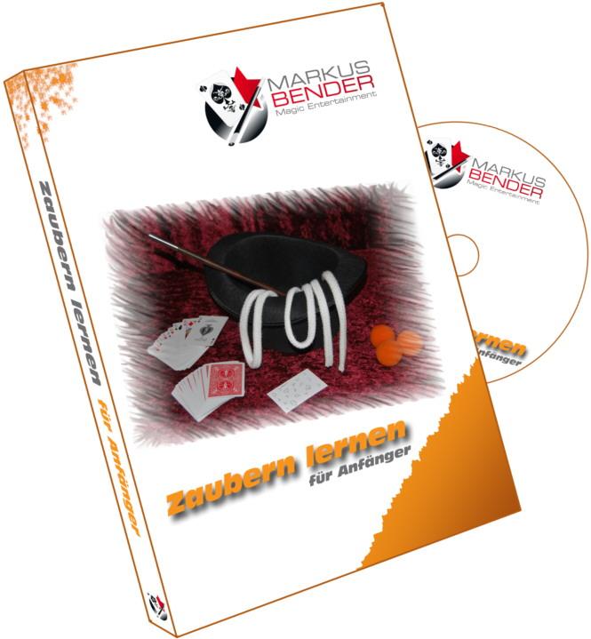 Zaubern lenrnen für Anfänger DVD