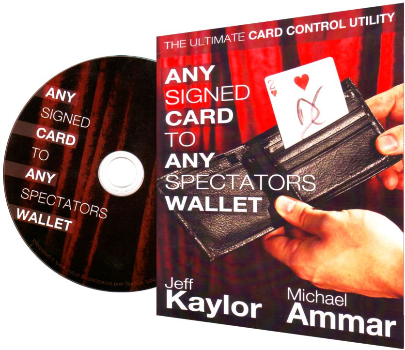 Any signed Card to any Specrators Wallet