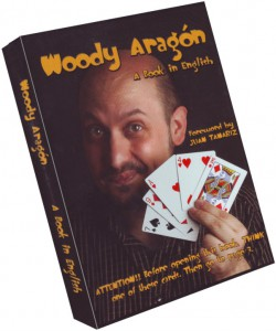 A Book in English von Woody Aragón
