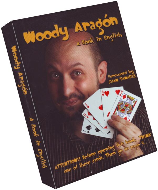 A Book in English von Woody Aragón