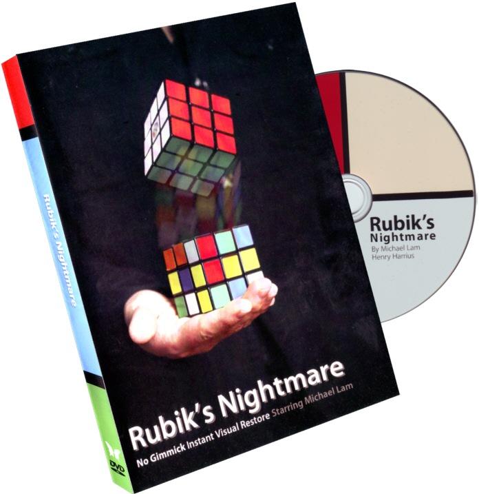 Rubiks Nightmare von Michael Lam
