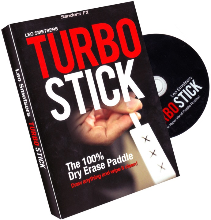Turbo Stick von Leo Smetsers
