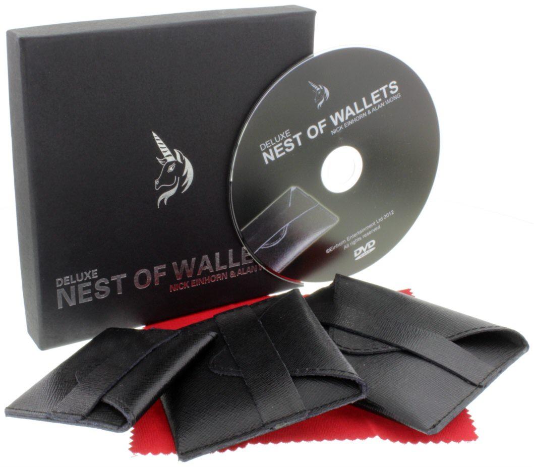 Deluxe Nest of Wallets