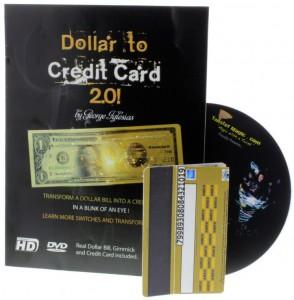 Dollar to Credit Card von George Iglesias