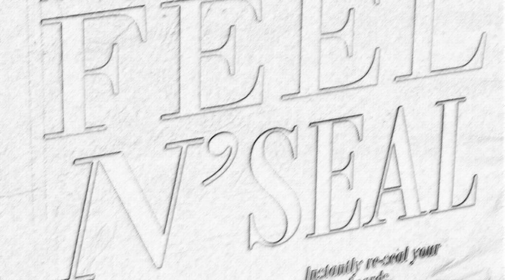 Feel N Seal von Peter Eggink