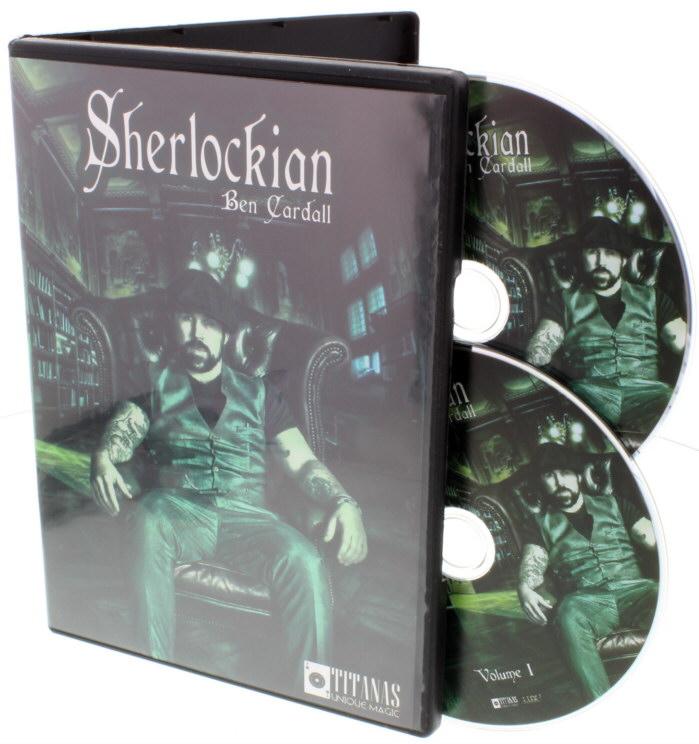 Sherlockian von Ben Cardall