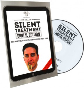 Silent Treatment Digital Edition von Jon Allen
