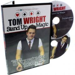 Stand Up Magic von Tom Wright