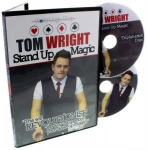Stand Up Magic von Tom Wright