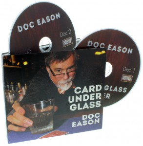 Card under Glass von Doc Eason