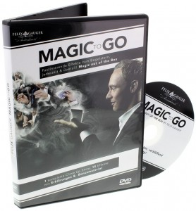 Magic to Go von Felix Gauger