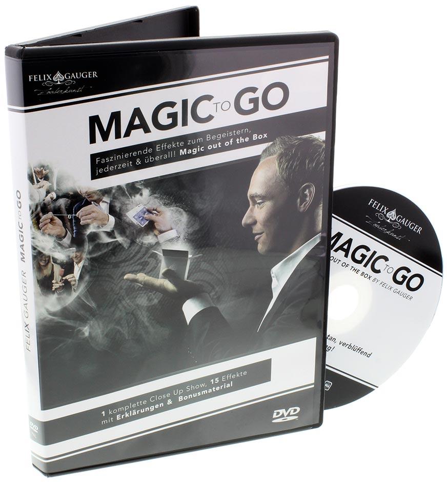 Magic to Go von Felix Gauger