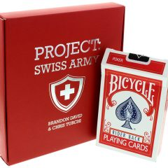 Project: Swiss Army von Brandon David und Chris Turchi