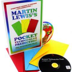 Pocket Technicolor Prediction von Martin Lewis
