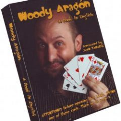 A Book in English von Woody Aragon