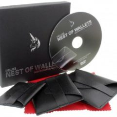 Deluxe Nest of Wallets von Nick Einhorn